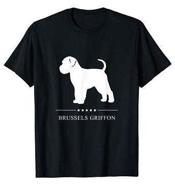 Brussels-Griffon-White-Stars-tshirt-big.
