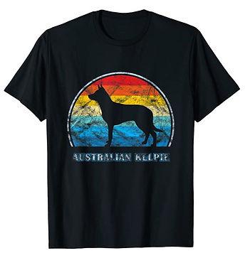Australian-Kelpie-Vintage-Design-tshirt.