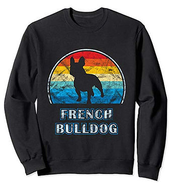 Vintage-Design-Sweatshirt-French-Bulldog