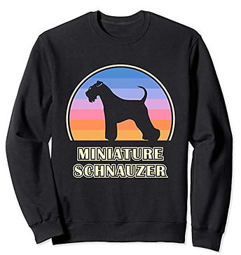 Vintage-Sunset-Sweatshirt-Miniature-Schn