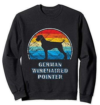 Vintage-Design-Sweatshirt-German-Wirehai