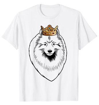 Keeshond-Crown-Portrait-tshirt.jpg