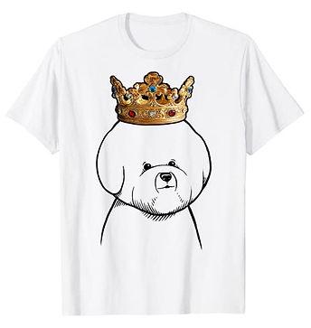 Bichon-Frise-Crown-Portrait-tshirt.jpg