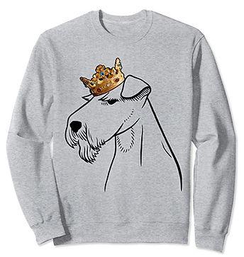 Welsh-Terrier-Crown-Portrait-Sweatshirt.