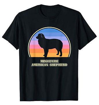 Vintage-Sunset-tshirt-Miniature-American