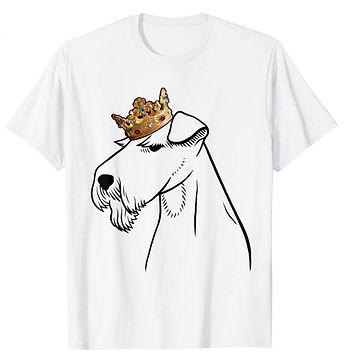 Welsh-Terrier-Crown-Portrait-tshirt.jpg