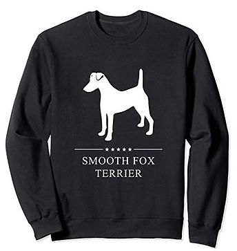 White-Stars-Sweatshirt-Smooth-Fox-Terrie