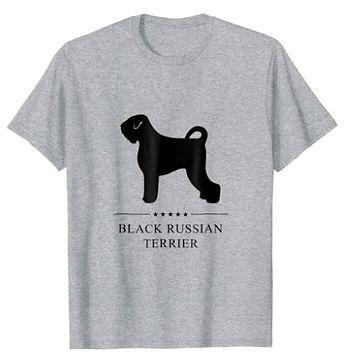 Black-Russian-Terrier-Black-Stars-tshirt