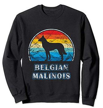 Vintage-Design-Sweatshirt-Belgian-Malino