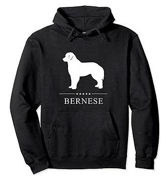 Bernese-Mountain-Dog-White-Stars-Hoodie.