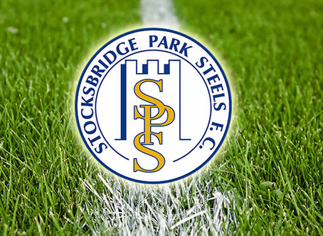 STOCKSBRIDGE PARK STEELS FC STATEMENT