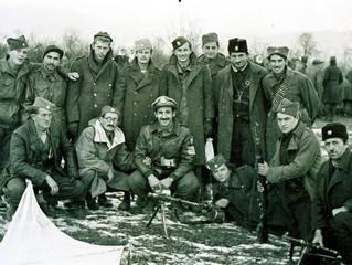 Halyard mission Airfields (3) - Boljanić