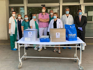 Aid for Clinical Center Nis