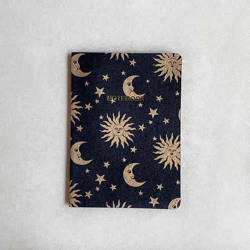 Luna et Soleil Notebook (x 10)