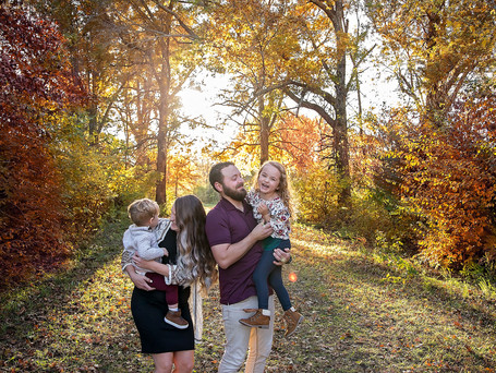 Packard Family | Lee's Summit Family Photography
