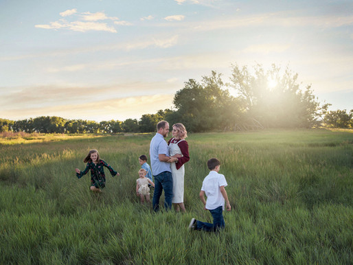 Stressed About Family Photos? These 3 Tips will help you