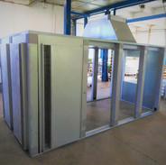 acoustical enclosure