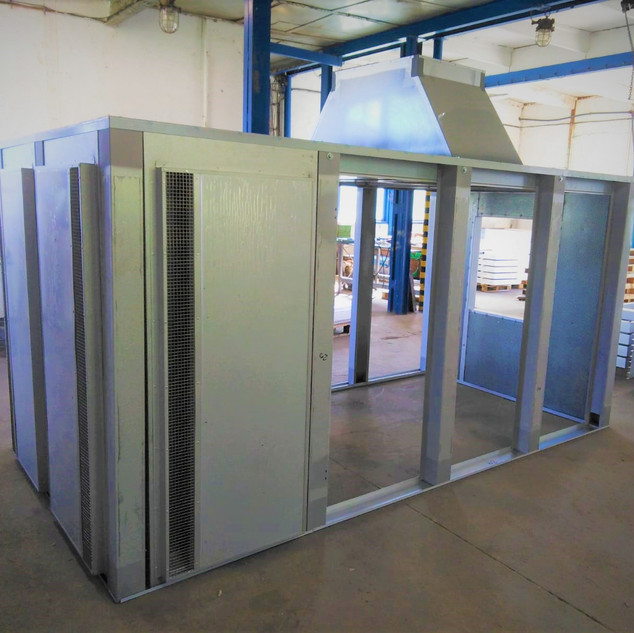 acoustical enclosure