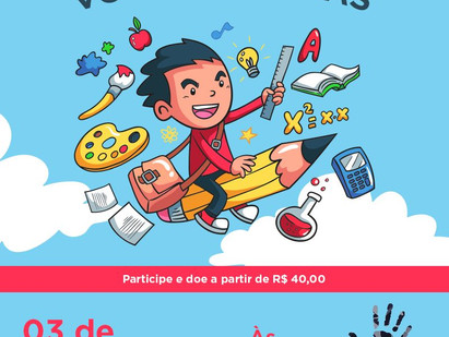 AÇÃO DE VOLTA ÀS AULAS 2018
