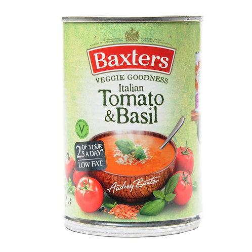Baxters Italian Tomato & Basil