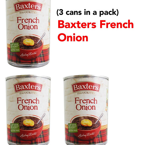 Baxters French Onion (3CANS)
