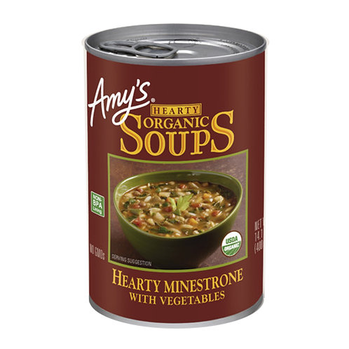 Amy's Kitchen Organic Hearty Minestrone