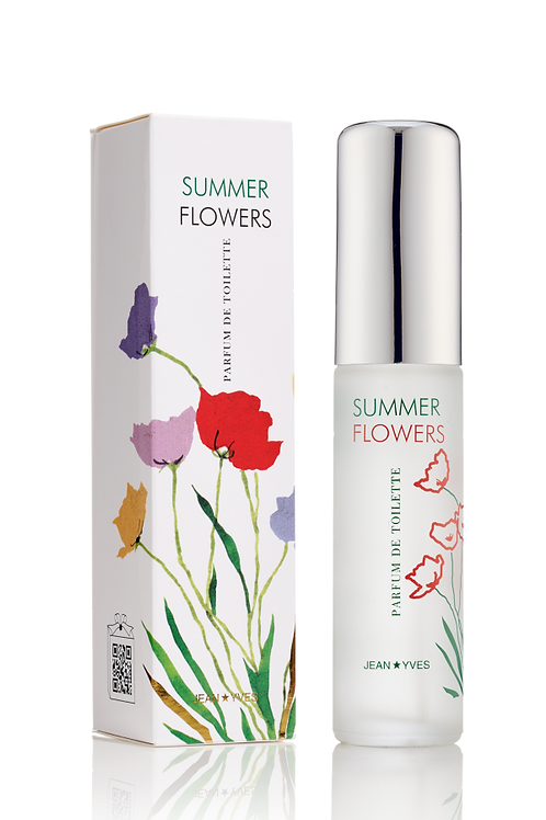 Summer Flowers - Made in England (50ml)
