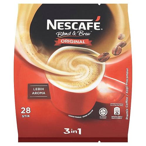 Nescafe blend & Brew