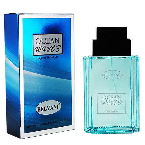 Belvani Perfumes for Men - Ocean (100ml)