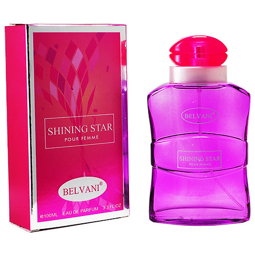 Belvani Perfumes for Women - Shining Star (100ml)