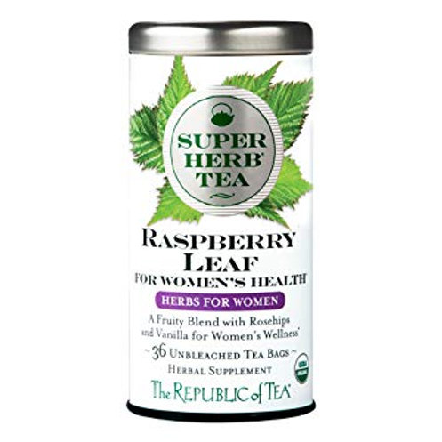 Kawashi - The Republic of Tea 'Raspberry Leaf'
