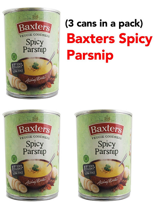 Baxters Spicy Parsnip (3CANS)