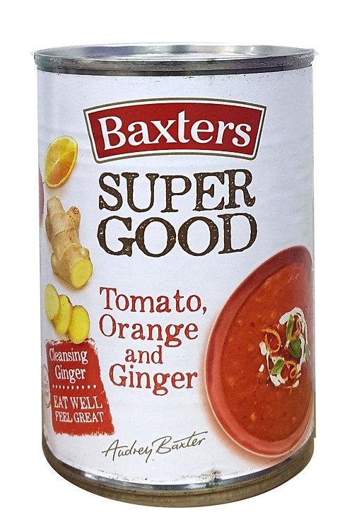 Baxters Tomato, Oranger & Ginger