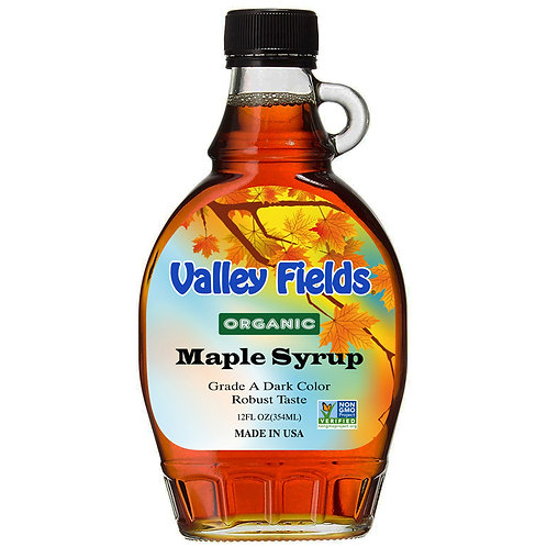 Valley Field Maple Syrup Robust Taste (354ML)