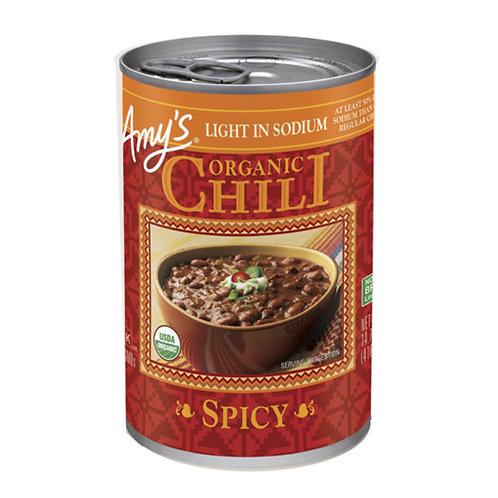 Amy's Kitchen Organic Light in Sodium Spicy Chili