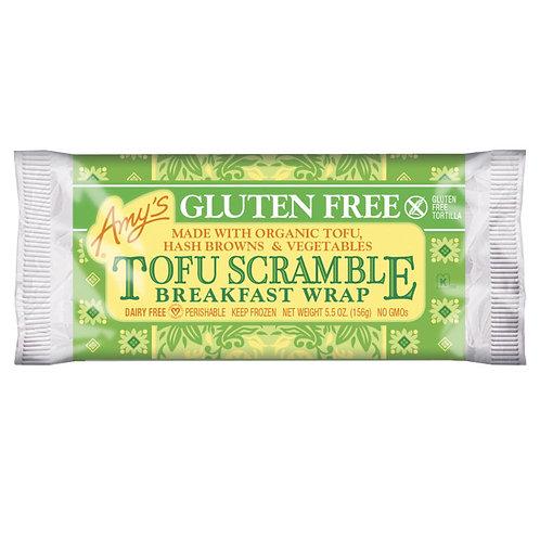 Amy's Kitchen Tofu Scramble Wrap