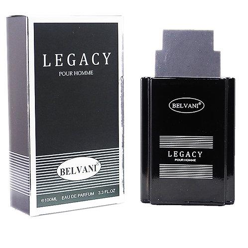 Belvani Perfumes for Men - Legacy (100ml)