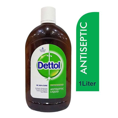 Dettol Antiseptic Liquid (1L)