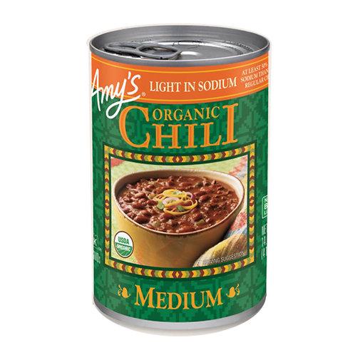 Amy's Kitchen Organic Light in Sodium Medium Chili