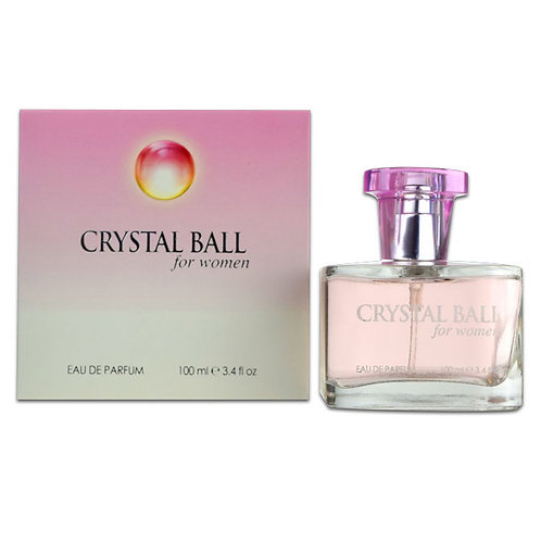 Sandora Collection Perfumes for Women - Crystal Ball Made in USA (100ml)