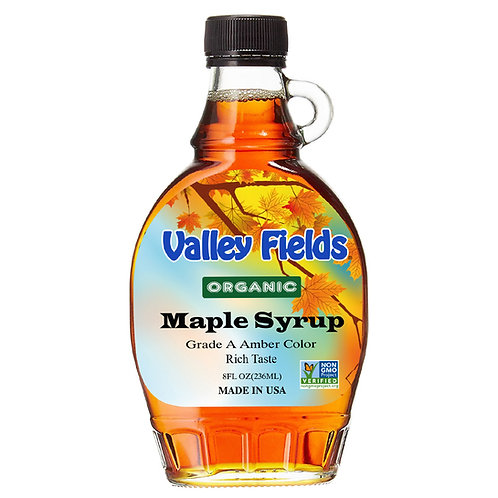 Valley Fields Maple Syrup Rich Taste (236ML)