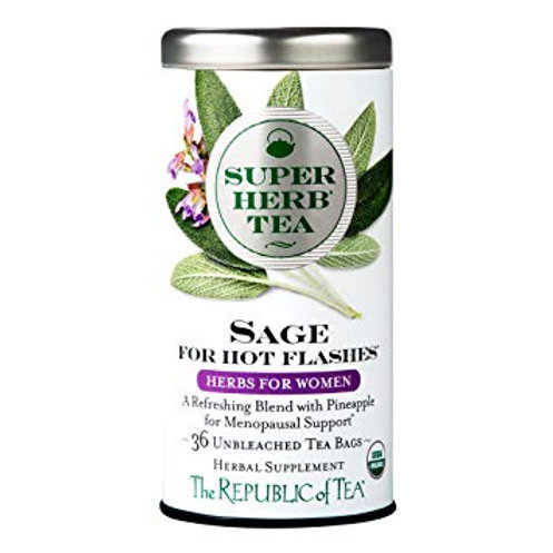 Kawashi - The Republic of Tea 'Sage'
