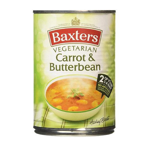 Baxters Carrot & Butterbean