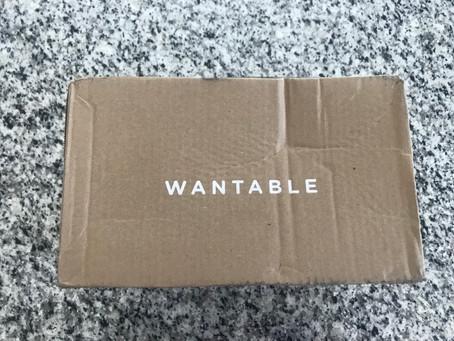 Wantable Box Review