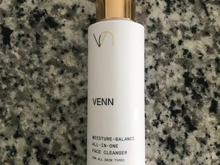 VENN Moisture-Balance All-In-One Face Cleanser