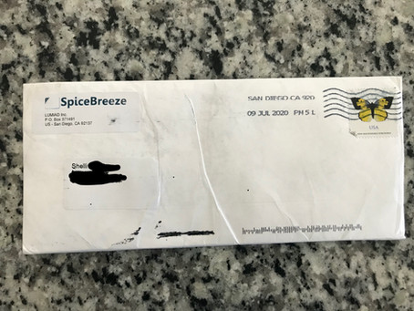 SpiceBreeze Packet Review