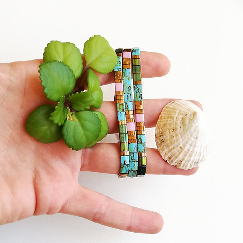 Bracelets Miyuki Tila #2