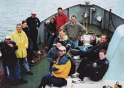 Scapa Flow, 2000