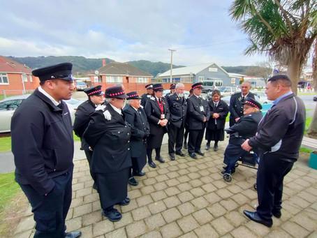 New Māori Wardens base in Naenae