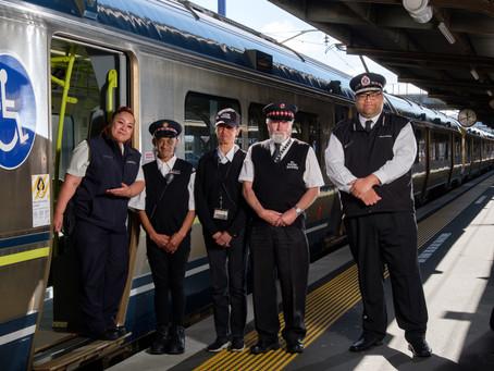 Metlink supports Māori Warden's mission to keep Wellington safe